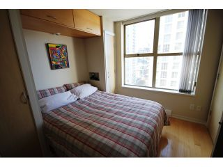 """Photo 4: 1208 969 RICHARDS Street in Vancouver: Downtown VW Condo for sale in """"MONDRIAN II"""" (Vancouver West)  : MLS®# V944640"""