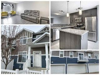 Photo 1: 48 9151 SHAW Way in Edmonton: Zone 53 Townhouse for sale : MLS®# E4230858