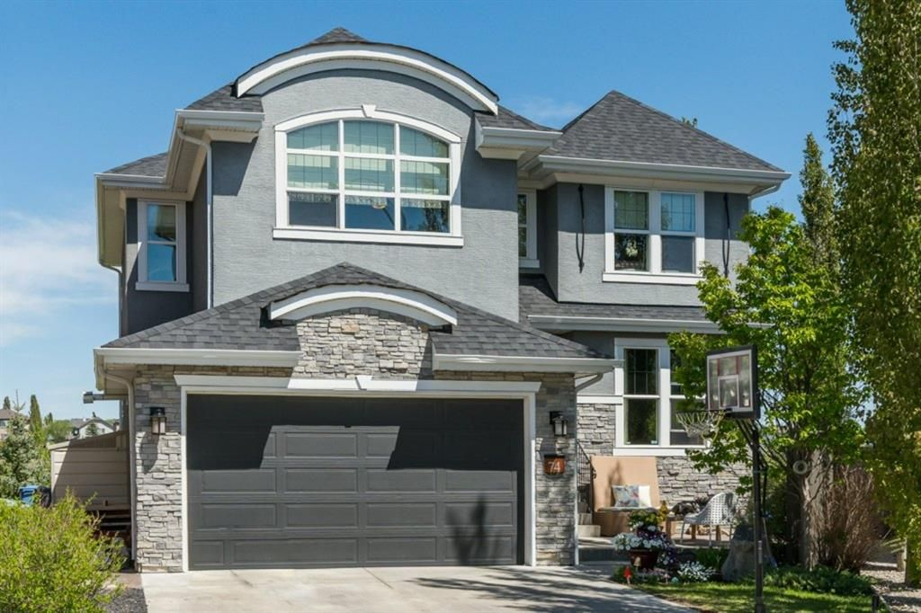Main Photo: 74 TUSCANY ESTATES Point NW in Calgary: Tuscany Detached for sale : MLS®# A1116089