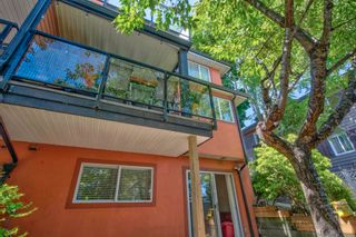 """Photo 31: 107 303 CUMBERLAND Street in New Westminster: Sapperton Townhouse for sale in """"CUMBERLAND COURT"""" : MLS®# R2604826"""