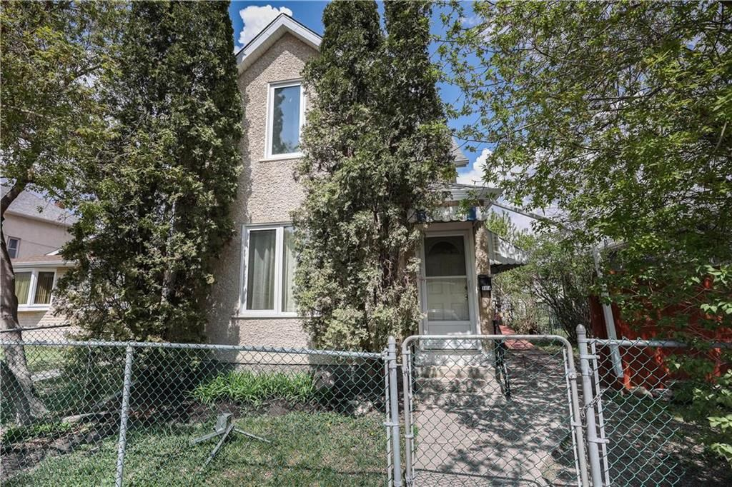 Main Photo: 381 Mountain Avenue in Winnipeg: North End Residential for sale (4C)  : MLS®# 202110393