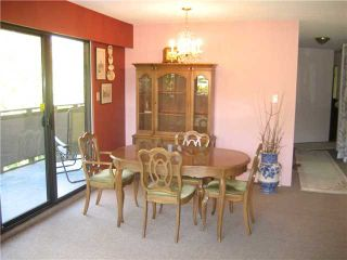 """Photo 4: 405 1385 DRAYCOTT Road in North Vancouver: Lynn Valley Condo for sale in """"BROOKWOOD NORTH"""" : MLS®# V855076"""