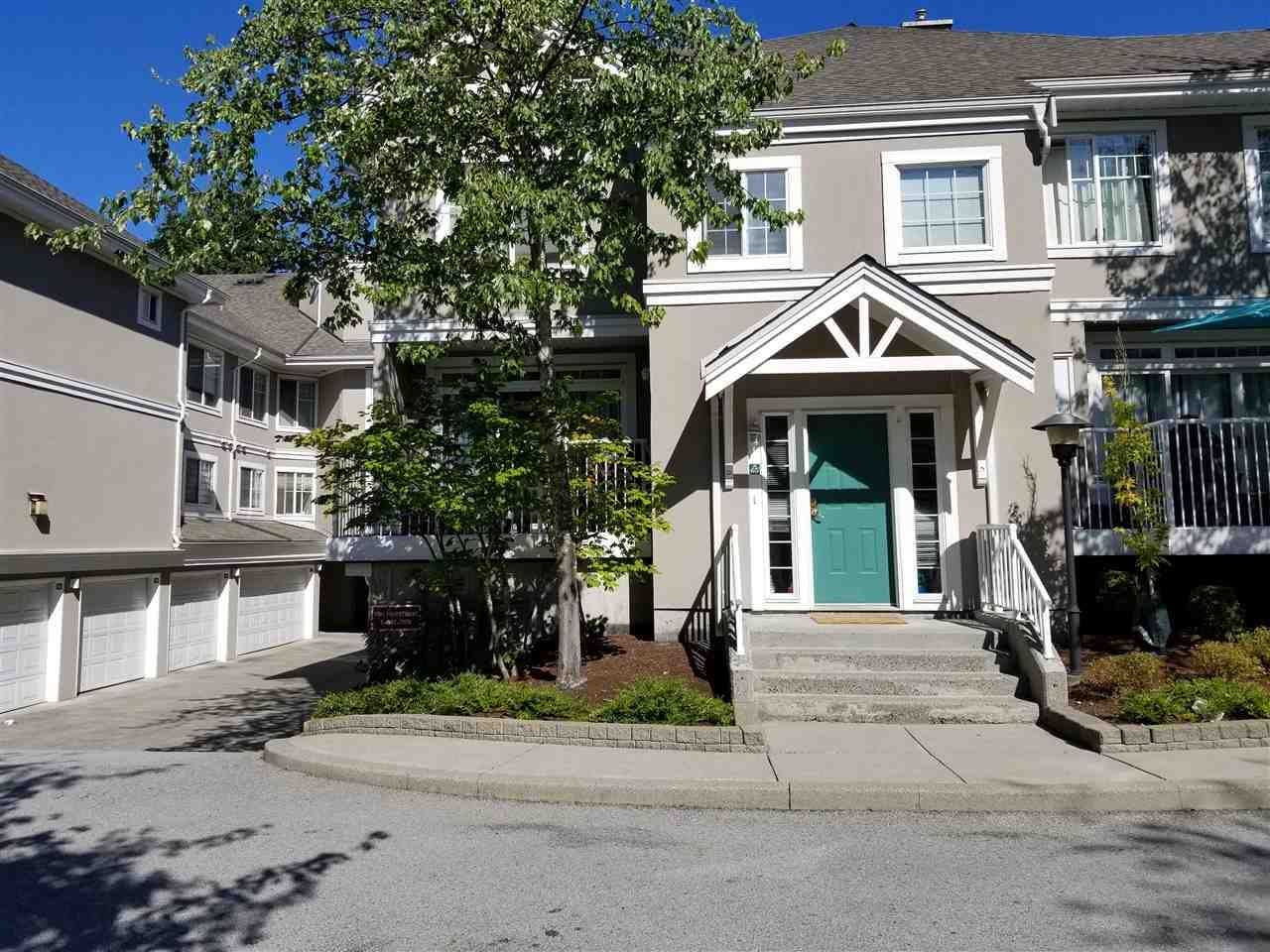 Main Photo: 65 2422 HAWTHORNE Avenue in Port Coquitlam: Central Pt Coquitlam Townhouse for sale : MLS®# R2486110