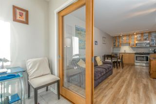 "Photo 7: 808 969 RICHARDS Street in Vancouver: Downtown VW Condo for sale in ""MONDRIAN II"" (Vancouver West)  : MLS®# R2332263"