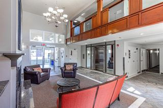 Photo 4: 340 2233 34 Avenue SW in Calgary: Garrison Woods Apartment for sale : MLS®# A1129105