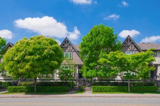 """Photo 1: 8 9077 150 Street in Surrey: Bear Creek Green Timbers Townhouse for sale in """"Crystal"""" : MLS®# R2585990"""