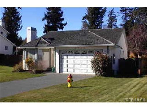 Main Photo: 6740 Rhodenite Dr in SOOKE: Sk Broomhill House for sale (Sooke)  : MLS®# 255352