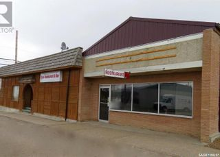Photo 1: 101 Centre Street in Kyle: Commercial for sale : MLS®# SK855320