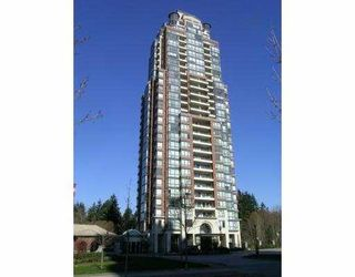 "Photo 1: 805 6837 STATION HILL Drive in Burnaby: South Slope Condo for sale in ""THE CLARIDGES"" (Burnaby South)  : MLS®# V744904"