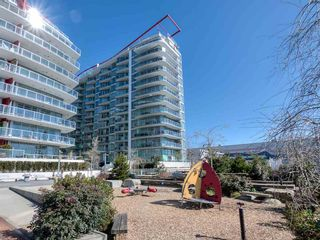 "Photo 19: 708 199 VICTORY SHIP Way in North Vancouver: Lower Lonsdale Condo for sale in ""TROPHY @ THE PIER"" : MLS®# R2445451"