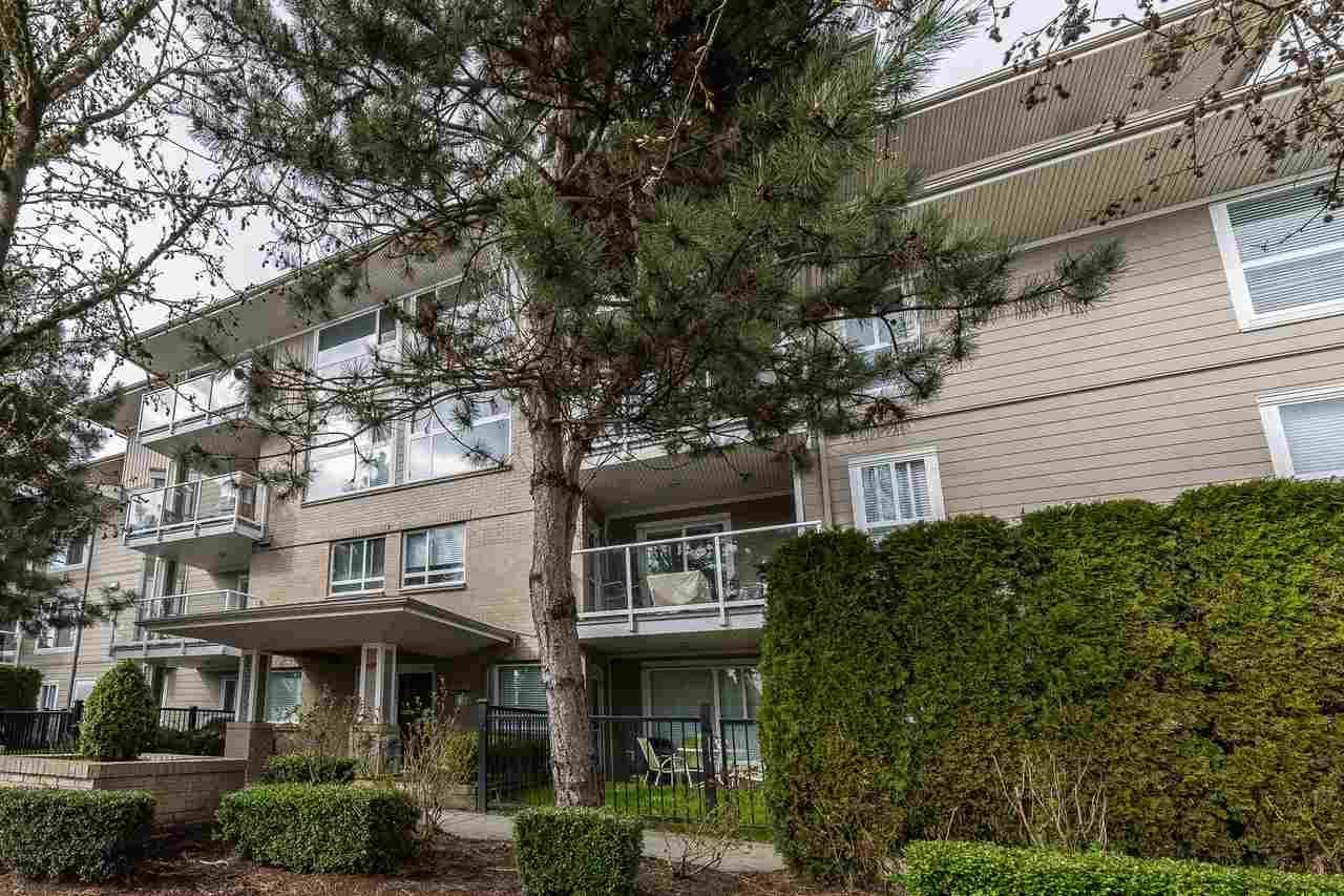 Main Photo: 306 22255 122 Avenue in Maple Ridge: West Central Condo for sale : MLS®# R2253203