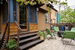 Photo 36: 141 Walnut Street in Winnipeg: Wolseley Residential for sale (5B)  : MLS®# 202112637