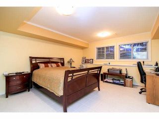 "Photo 15: 28 16920 80 Avenue in Surrey: Fleetwood Tynehead Townhouse for sale in ""Stone Ridge"" : MLS®# F1428666"