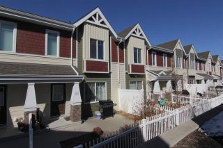 Photo 1: 20 2003 RABBIT HILL Road NW in Edmonton: Zone 14 Townhouse for sale : MLS®# E4238123