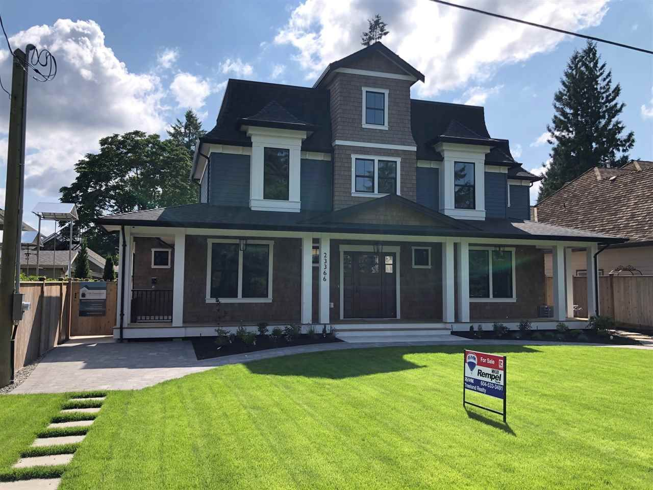 """Main Photo: 23366 FRANCIS Avenue in Langley: Fort Langley House for sale in """"Fort Langley"""" : MLS®# R2476346"""