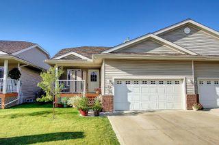 Photo 1: 8602 Southfort Drive: Fort Saskatchewan House Half Duplex for sale : MLS®# E4263616
