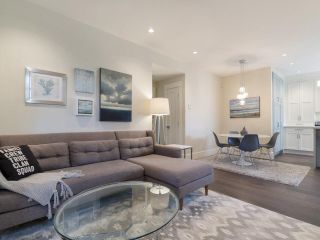 Photo 4: 2348 W 8TH AVENUE in Vancouver: Kitsilano Townhouse for sale (Vancouver West)  : MLS®# R2247812