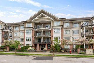 """Photo 1: 205 14960 102A Avenue in Surrey: Guildford Condo for sale in """"MAX"""" (North Surrey)  : MLS®# R2582382"""