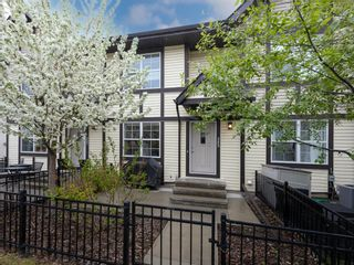 Photo 1: 323 Cranford Court SE in Calgary: Cranston Row/Townhouse for sale : MLS®# A1111144