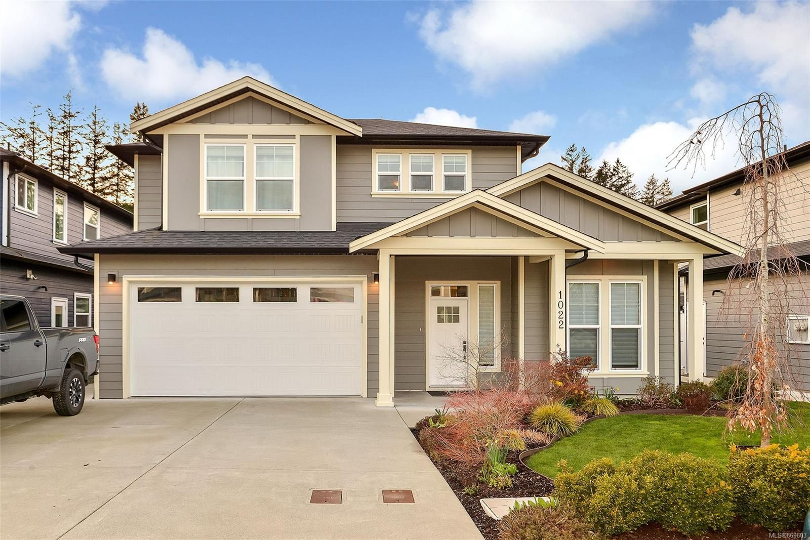 Main Photo: 1022 Torrance Ave in : La Happy Valley House for sale (Langford)  : MLS®# 869603