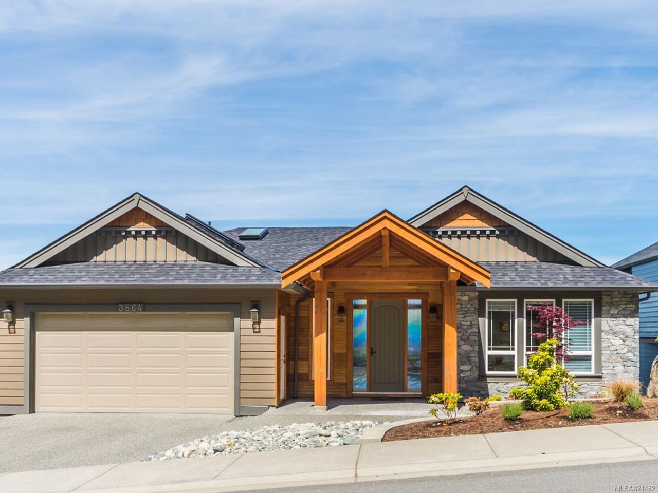 Photo 2: Photos: 3864 Gulfview Dr in NANAIMO: Na North Nanaimo House for sale (Nanaimo)  : MLS®# 824462