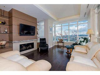 """Photo 7: 3302 2077 ROSSER Avenue in Burnaby: Brentwood Park Condo for sale in """"VANTAGE"""" (Burnaby North)  : MLS®# V1084856"""