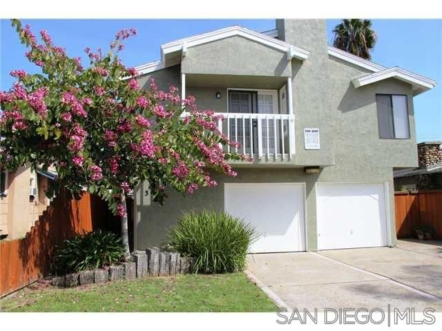 Main Photo: NORTH PARK Townhouse for sale : 2 bedrooms : 3967 Utah St #1 in San Diego