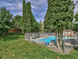 Photo 24: 45 1469 SPRINGHILL DRIVE in Kamloops: Sahali Townhouse for sale : MLS®# 164016