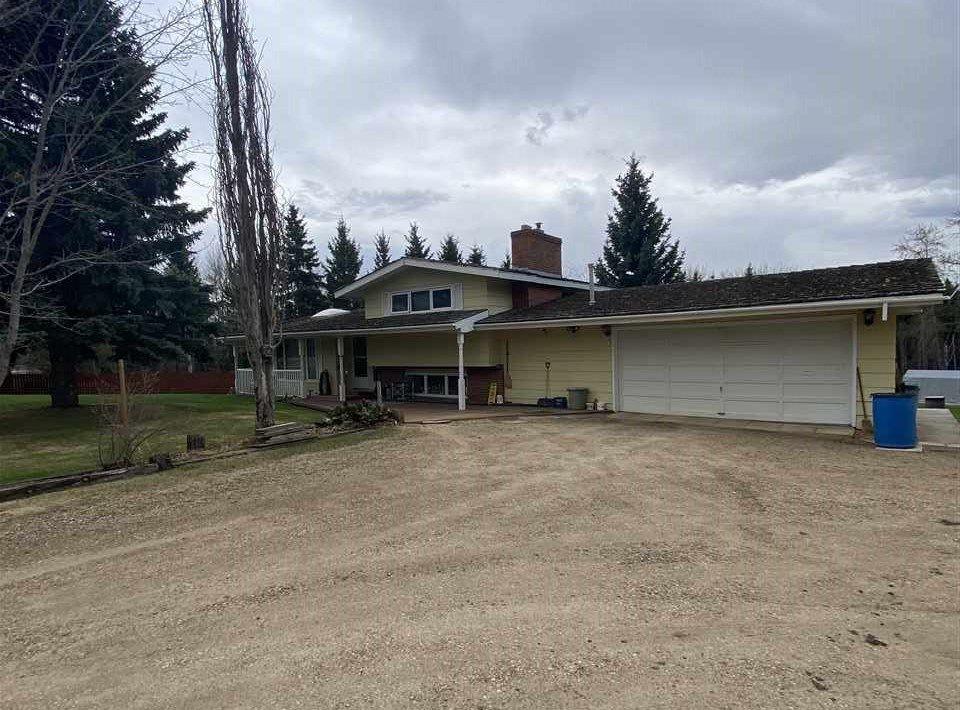 Main Photo: 133 52152 Range Road 225: Rural Strathcona County House for sale : MLS®# E4229370