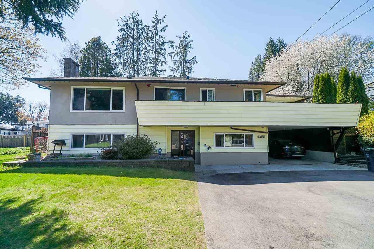 Main Photo: 12496 PINEWOOD Crescent in Surrey: Cedar Hills House for sale (North Surrey)  : MLS®# R2574160