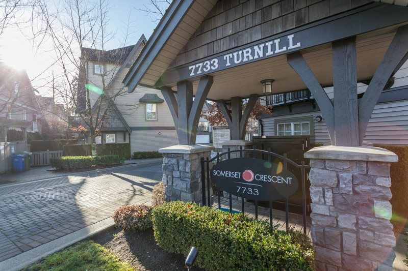 """Main Photo: 11 7733 TURNILL Street in Richmond: McLennan North Townhouse for sale in """"SOMERSET CRESCENT"""" : MLS®# R2025699"""