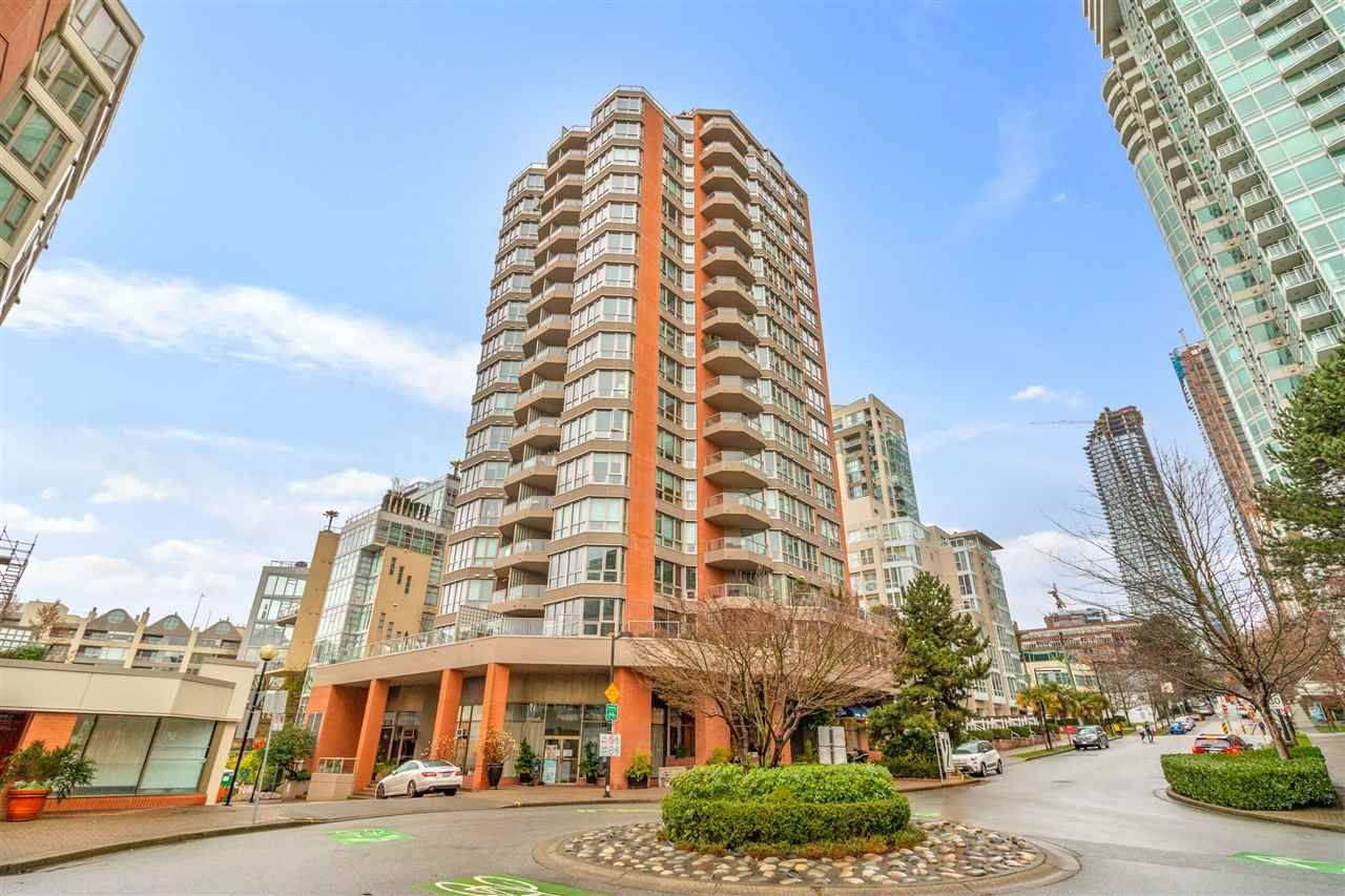 """Main Photo: 1002 1625 HORNBY Street in Vancouver: Yaletown Condo for sale in """"Seawalk North"""" (Vancouver West)  : MLS®# R2614160"""
