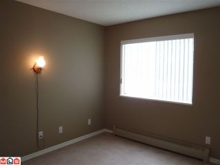 """Photo 9: 112 2425 CHURCH Street in Abbotsford: Abbotsford West Condo for sale in """"Parkview Place"""" : MLS®# F1017772"""