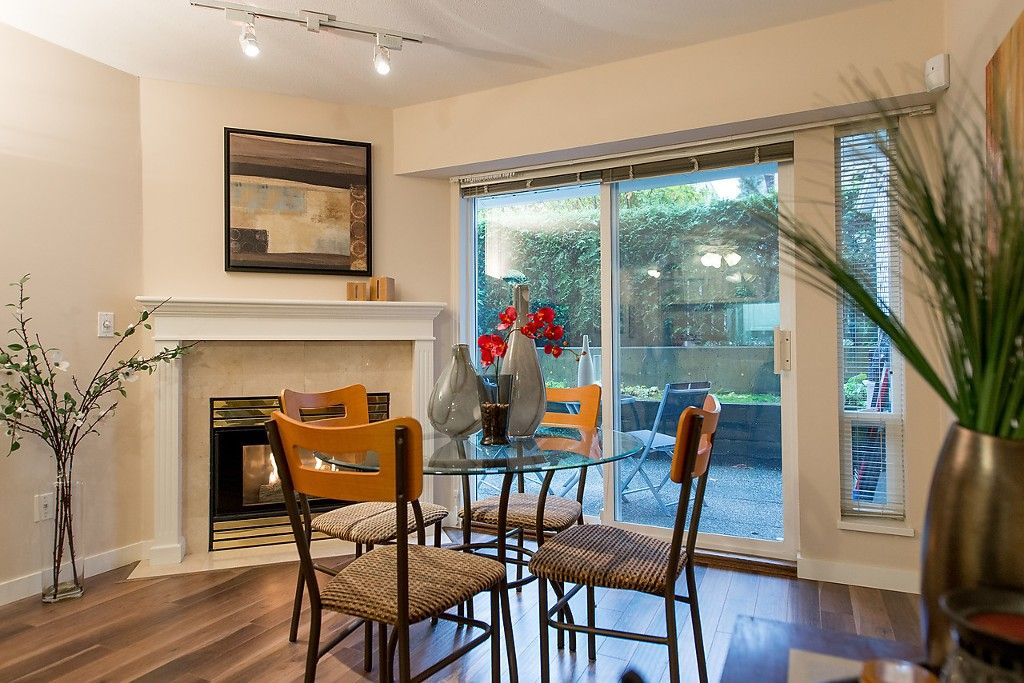 """Photo 7: Photos: 109 5788 VINE Street in Vancouver: Kerrisdale Condo for sale in """"THE VINEYARD"""" (Vancouver West)  : MLS®# V1095219"""
