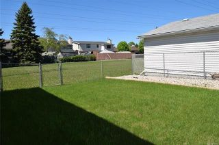 Photo 18: 103 Mutchmor Close in Winnipeg: Valley Gardens Residential for sale (3E)  : MLS®# 1815096