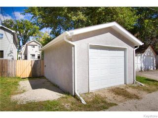Photo 19: 332 Machray Avenue in Winnipeg: Sinclair Park Residential for sale (4C)  : MLS®# 1624346