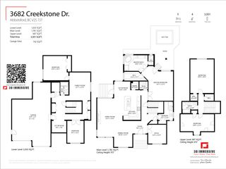 """Photo 39: 3682 CREEKSTONE Drive in Abbotsford: Abbotsford East House for sale in """"Creekstone on the Park"""" : MLS®# R2543578"""