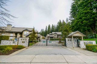 """Photo 3: 38 1550 LARKHALL Crescent in North Vancouver: Northlands Townhouse for sale in """"Nahanee Woods"""" : MLS®# R2545502"""