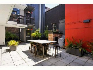"""Photo 13: 404 370 CARRALL Street in Vancouver: Downtown VE Condo for sale in """"21 DOORS"""" (Vancouver East)  : MLS®# V1113227"""