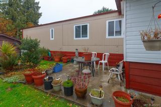 Photo 18: 15 1498 Admirals Rd in VICTORIA: VR Glentana Manufactured Home for sale (View Royal)  : MLS®# 775106