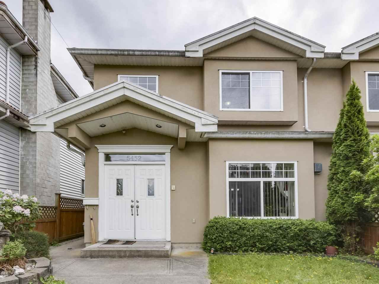 Main Photo: 5452 MANOR STREET in : Central BN 1/2 Duplex for sale : MLS®# R2358736