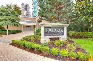 "Photo 1: 1801 4388 BUCHANAN Street in Burnaby: Brentwood Park Condo for sale in ""BUCHANAN WEST"" (Burnaby North)  : MLS®# R2306672"