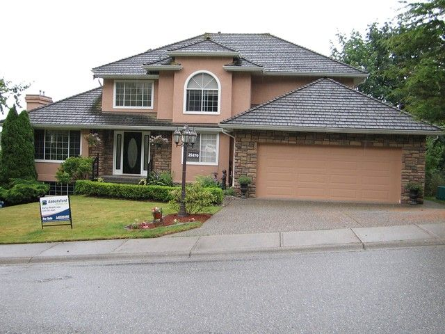 "Main Photo: 35870 GRAYSTONE Drive in Abbotsford: Abbotsford East House for sale in ""Mountain Meadows"" : MLS®# F1325816"