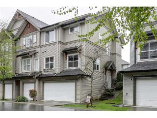 """Photo 10: 17 1055 RIVERWOOD Gate in Port Coquitlam: Riverwood Townhouse for sale in """"MOUNTAIN VIEW ESTATES"""" : MLS®# V1001823"""