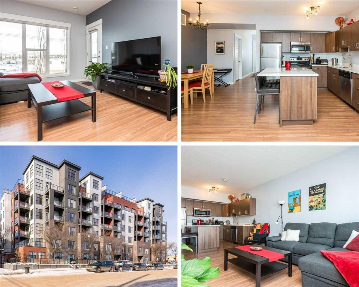 Main Photo: 306 10518 113 Street in Edmonton: Zone 08 Condo for sale : MLS®# E4261783