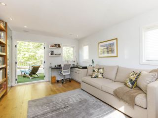 """Photo 18: 2074 MCNICOLL Avenue in Vancouver: Kitsilano 1/2 Duplex for sale in """"KITS POINT"""" (Vancouver West)  : MLS®# R2621613"""