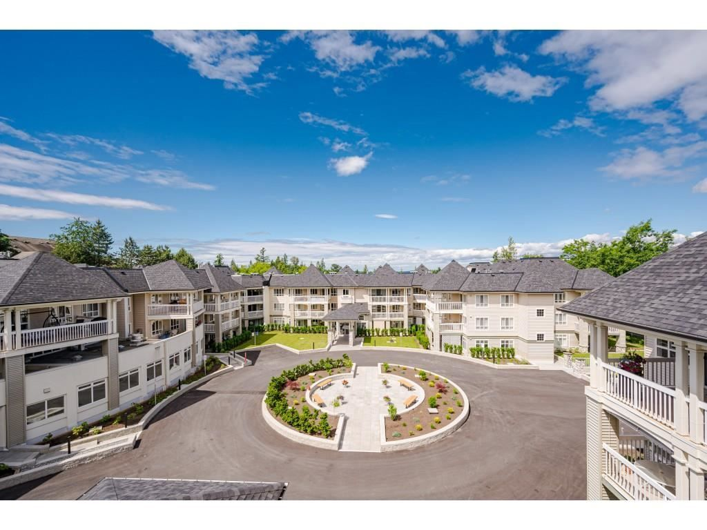 """Main Photo: 401 22022 49 Avenue in Langley: Murrayville Condo for sale in """"Murray Green"""" : MLS®# R2591248"""