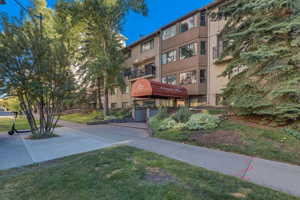 Main Photo: 27 821 3 Avenue SW in Calgary: Eau Claire Apartment for sale : MLS®# A1031280
