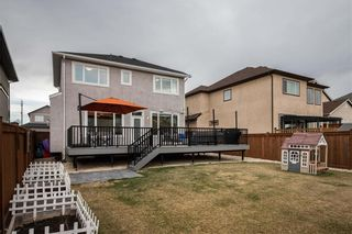 Photo 36: 14 Eagleview Road in Winnipeg: Bridgwater Lakes Residential for sale (1R)  : MLS®# 202110379