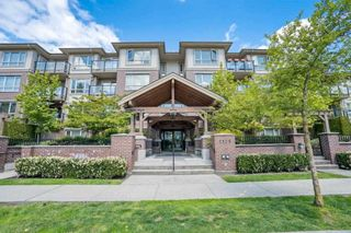 "Photo 2: 106 2175 FRASER Avenue in Port Coquitlam: Glenwood PQ Condo for sale in ""THE RESIDENCES ON SHAUGHNESSY"" : MLS®# R2575839"